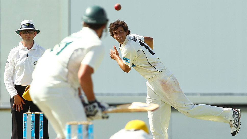 Ashton Agar picks up his second five wicket haul