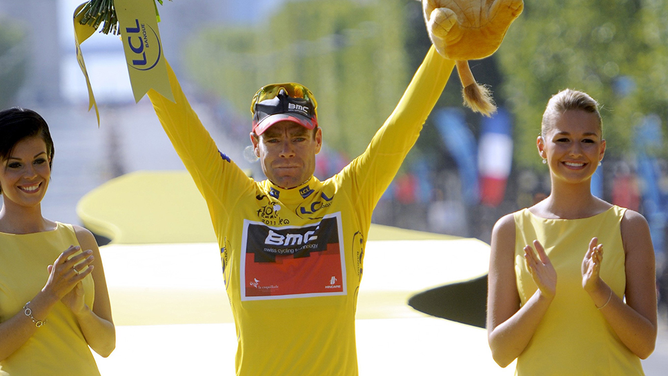 Cadel Evans announces retirement from professional cycling