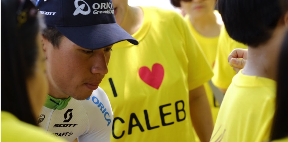 Caleb Ewan selected for maiden Grand Tour