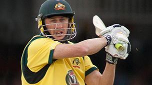 Hussey and White steer Bushrangers to victory