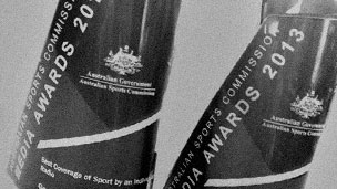 Whateley wins twice in Australian Sports Commission Media Awards