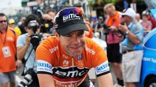 Cadel wins Giro del Trentino