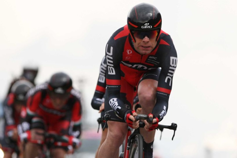 "Cadel off to ""solid"" Giro start"