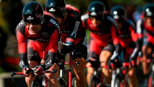 Cadel's team strong for Giro