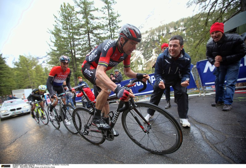 Cadel finishes 16th Grand Tour