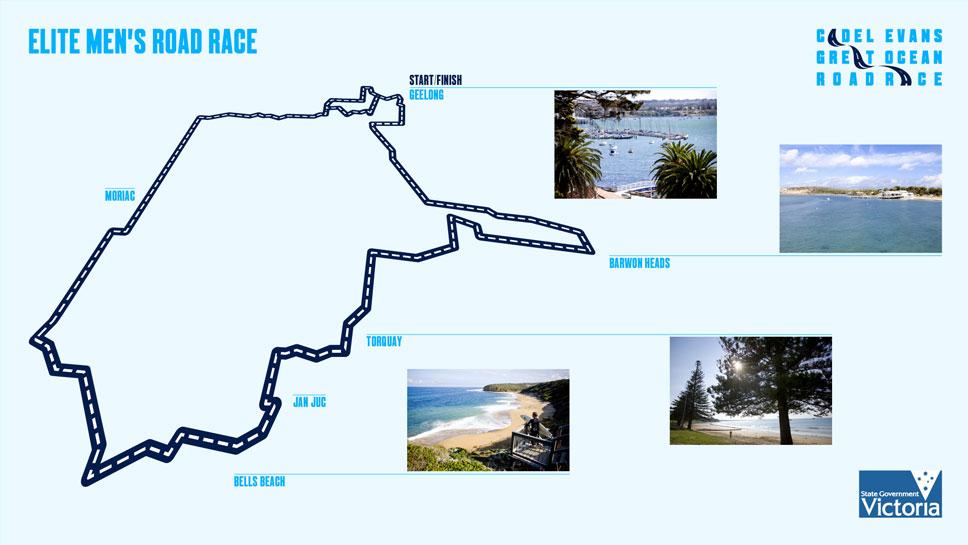 Introducing the Cadel Evans Great Ocean Road Race