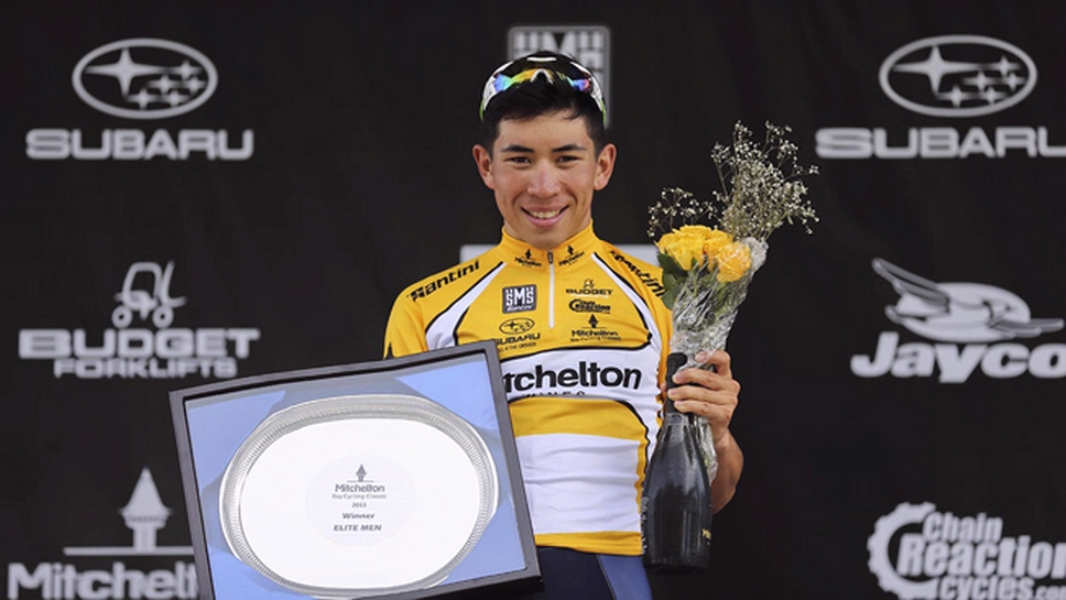 Caleb wins second Mitchelton Bay Classic