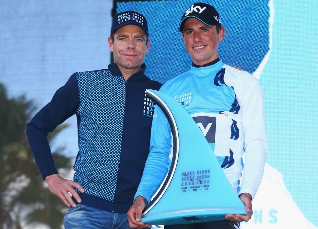 Cadel Evans Great Ocean Road Race joins UCI WorldTour