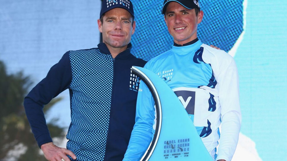 Cadel Evans Great Ocean Road Race joins UCI WorldTour