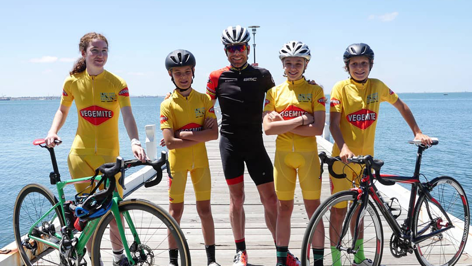 Vegemite Family Ride coming to Geelong