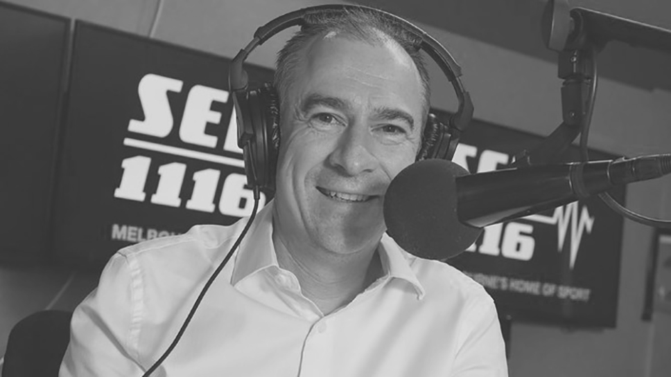 Leading sport broadcaster Gerard Whateley wins new fans