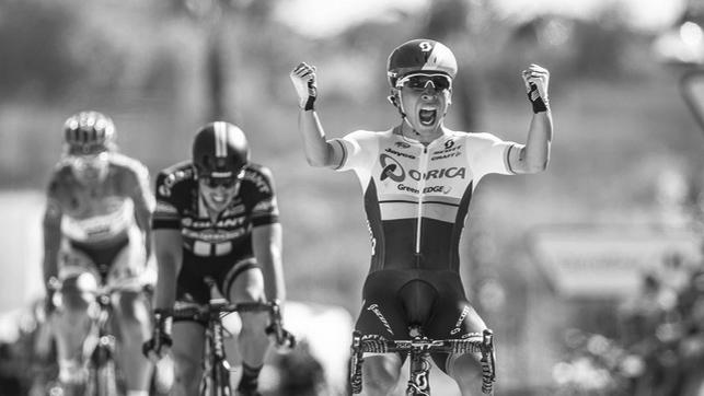 Young Ewan sprints towards future with ORICA-BikeExchange