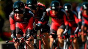 Cadel's team strong for Giro