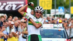 ORICA-GreenEDGE signs Robert Power