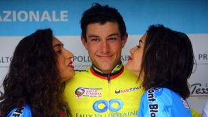 Robert Power wins Giro Ciclistico della Valle d'Aosta