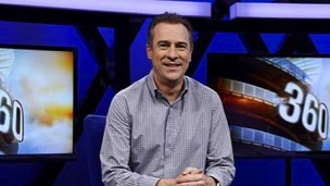 Gerard Whateley claims top gong at AFL Media Awards