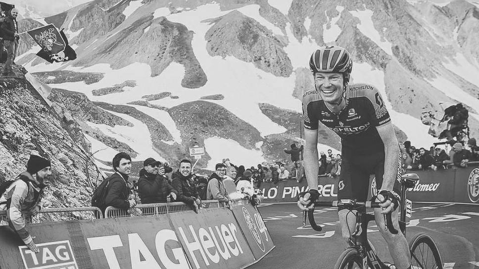 Jack Haig stars in Giro d'Italia debut