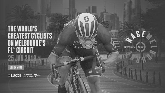 Towards Zero Race Melbourne