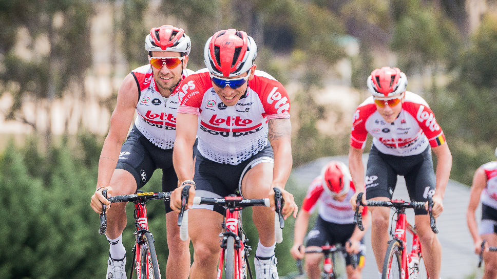 Australia's next generation of cyclists is here